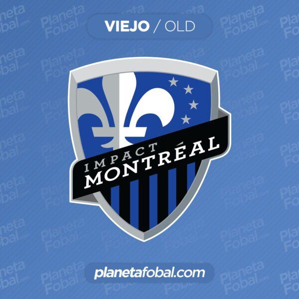 El escudo del Montréal Impact 2012-2020 | Imagen Web Oficial