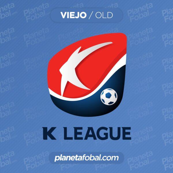 Logo 2013/2020 de la K League de Corea del Sur | Imagen Web Oficial