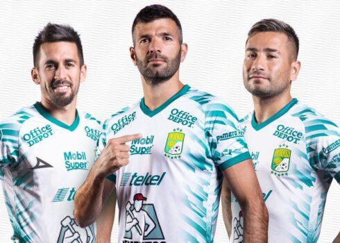 Tercera camiseta Pirma del Club León 2021