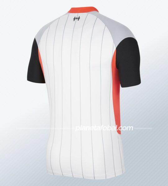 "Cuarta camiseta Nike del Liverpool ""Air Max"" 2021"