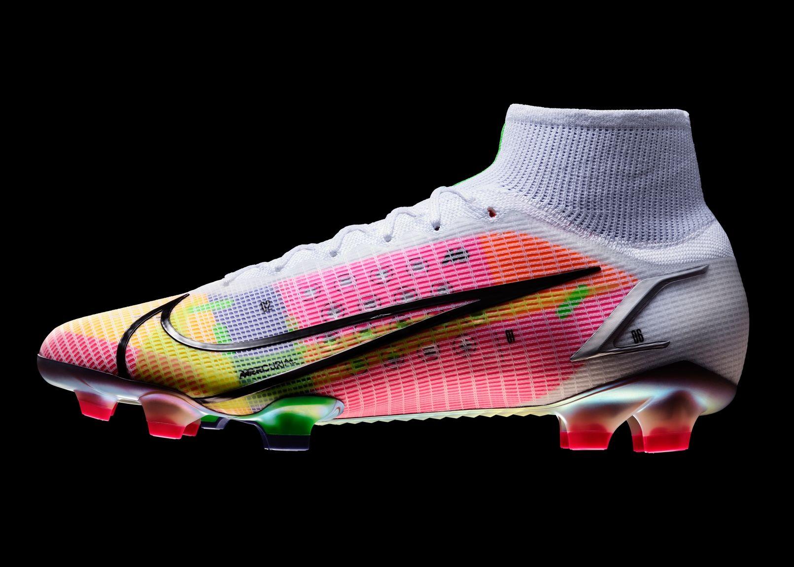 Botines Nike Mercurial Dragonfly 2021