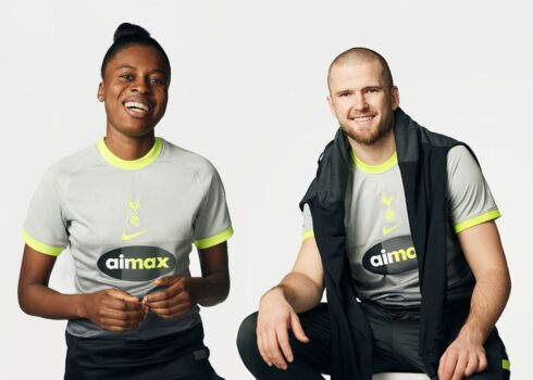 "Cuarta camiseta Nike del Tottenham ""Air Max"" 2021"