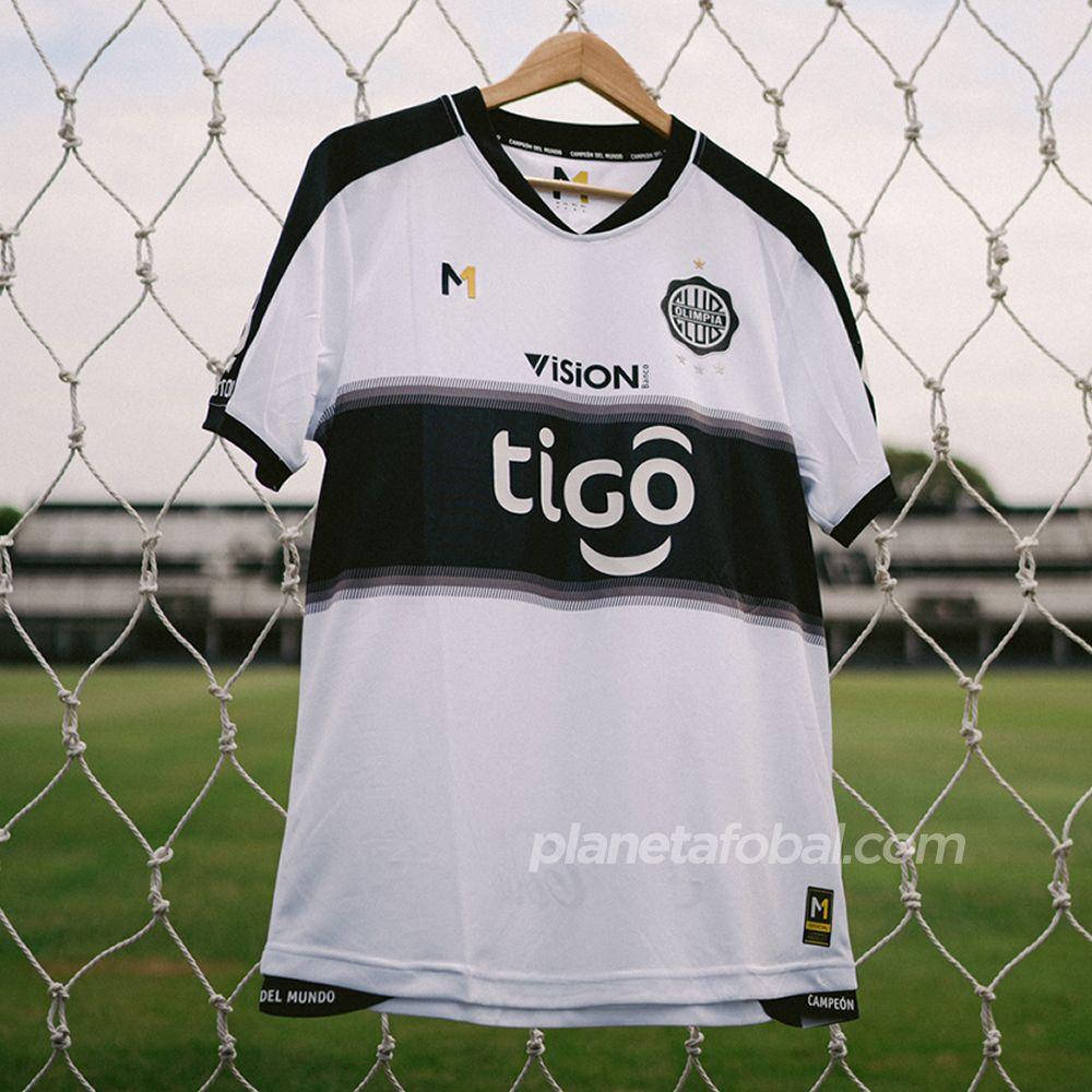 Camiseta Meta Sports del Club Olimpia 2021