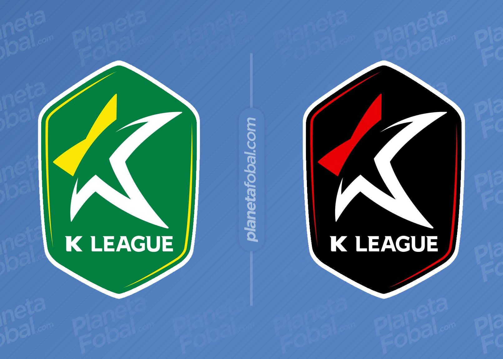 Los parches que lucirán las camisetas en la K League de Corea del Sur | Imagen Web Oficial