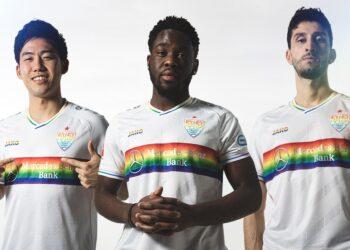 """Camiseta Jako del Stuttgart """"Vielfalt"""" 2021"""