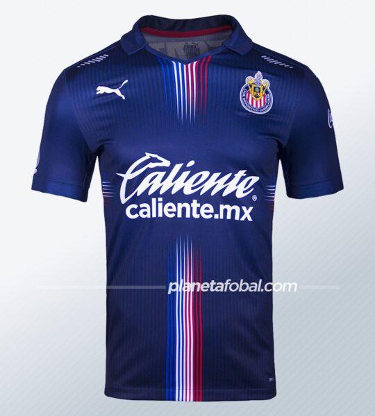 Tercer jersey de las Chivas de Guadalajara 2021 | Imagen PUMA