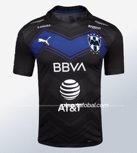 Tercer jersey de los Rayados de Monterrey 2021 | Imagen PUMA