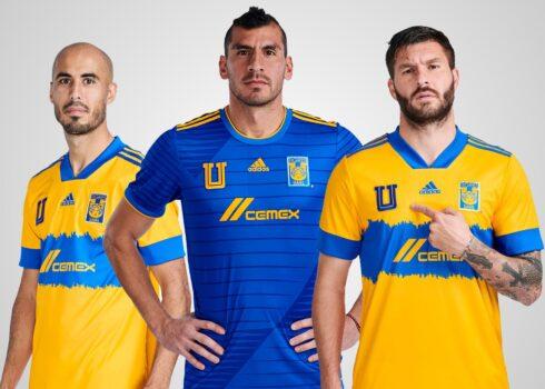 Jerseys de los Tigres UANL Mundial de Clubes 2021 | Imágenes Web Oficial
