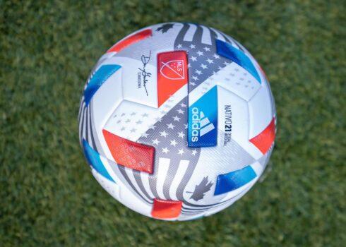 Balón adidas Nativo 21 MLS 2021
