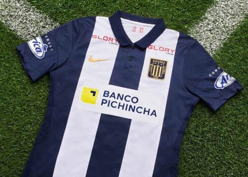 Camiseta Nike de Alianza Lima 2021 | Imagen Marathon Sports