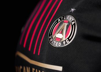 Camiseta adidas del Atlanta United 2021/22
