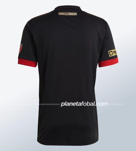 Camiseta adidas del Atlanta United 2021/22