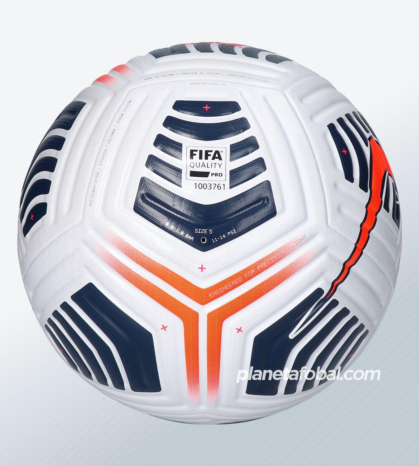 Balón Flight Copa Libertadores 2021 / Copa Sudamericana 2021 | Imagen Nike