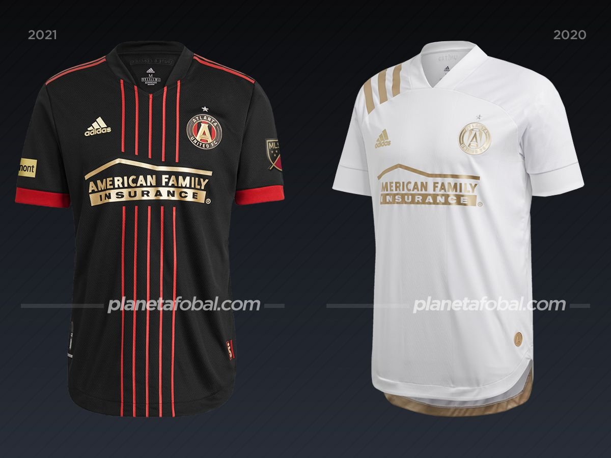 Atlanta United | Camisetas de la MLS 2021