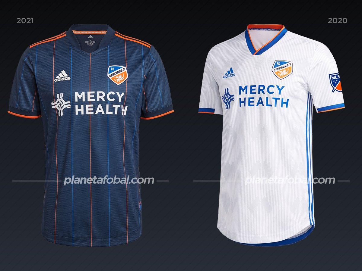 FC Cincinnati | Camisetas de la MLS 2021