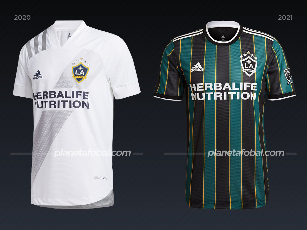 LA Galaxy | Camisetas de la MLS 2021