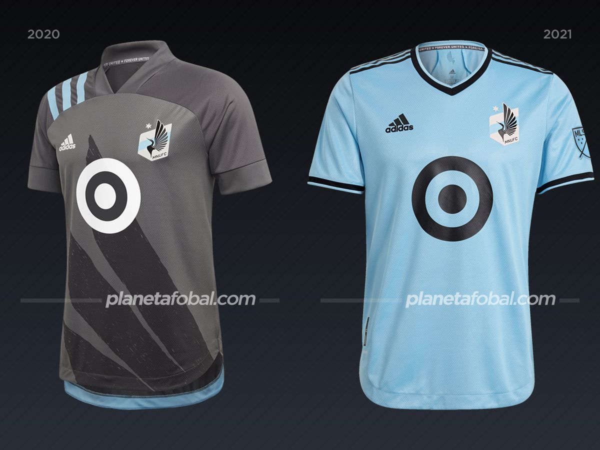 Minnesota United | Camisetas de la MLS 2021
