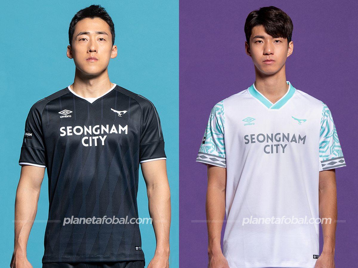 Seongnam FC (Umbro) | Camisetas liga coreana 2021