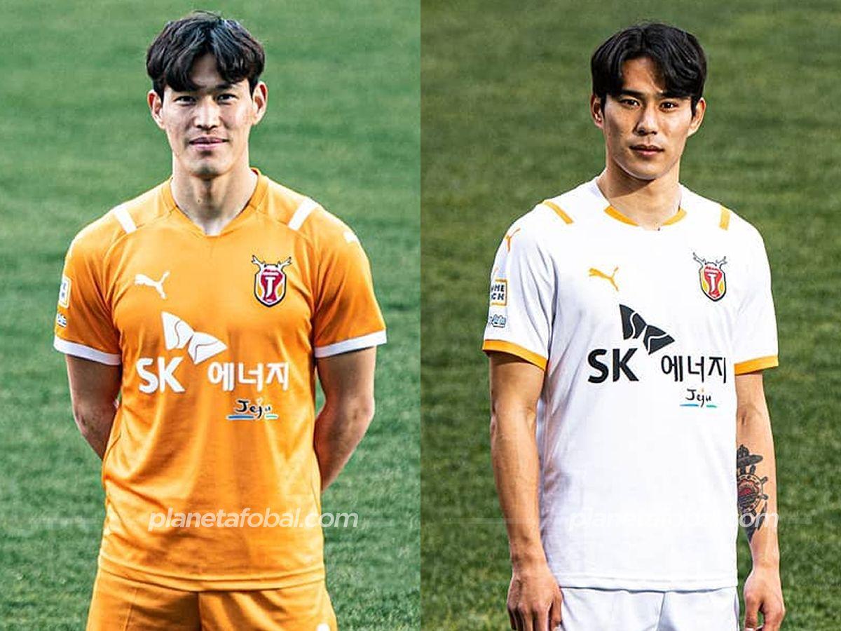 Jeju United (PUMA) | Camisetas liga coreana 2021