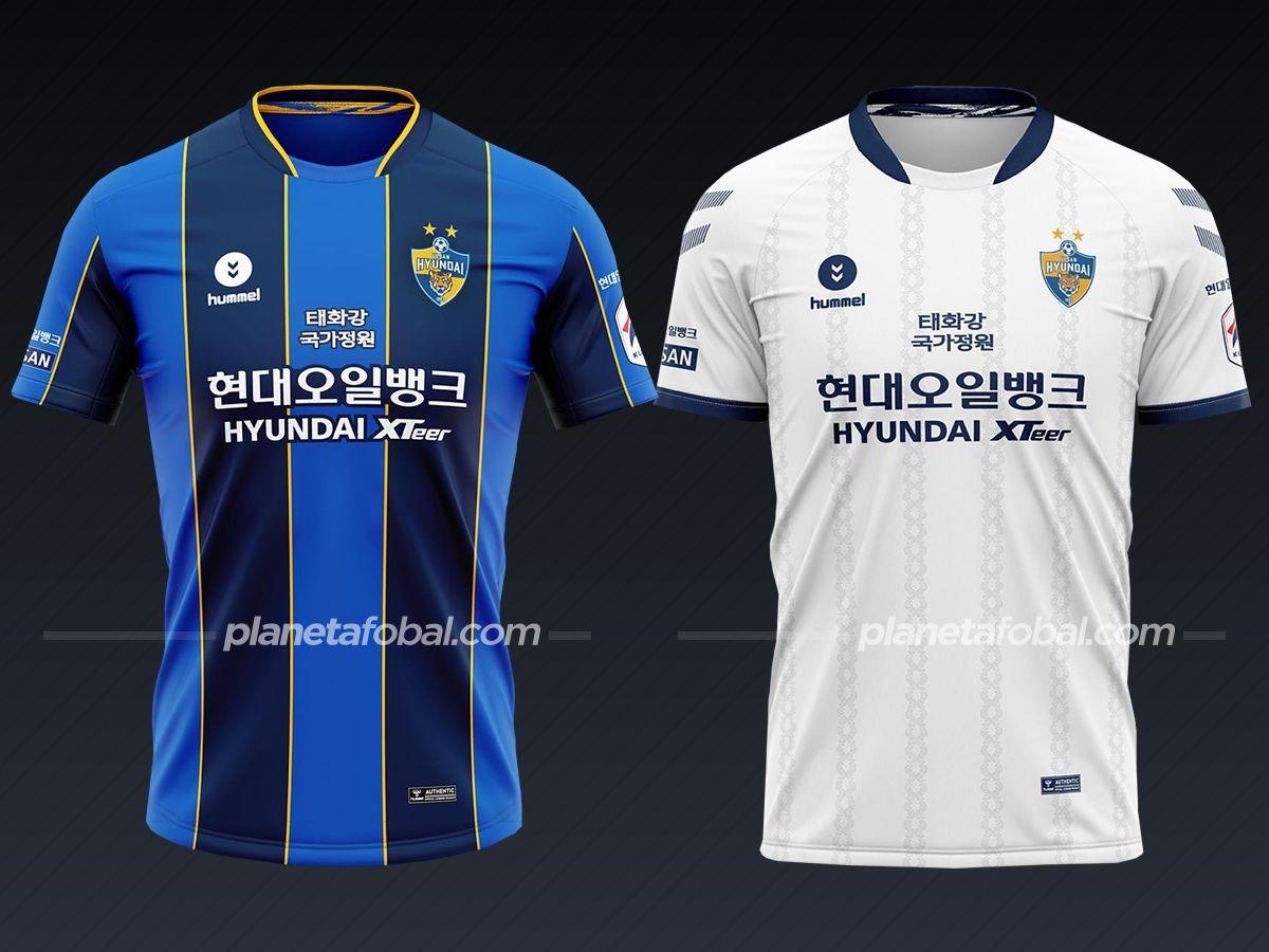 Ulsan Hyundai (Hummel) | Camisetas liga coreana 2021