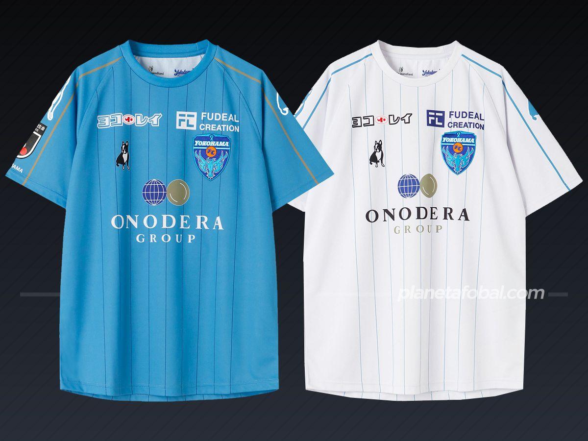 Yokohama FC (Soccer Junky) | Camisetas de la liga japonesa 2021