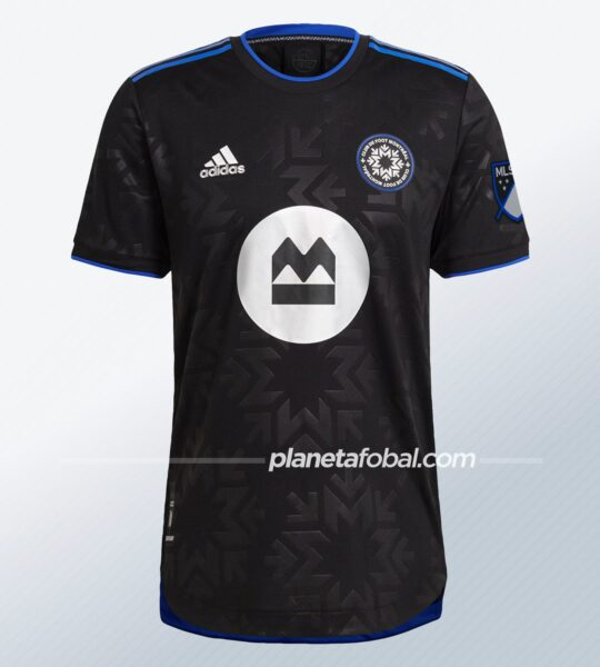 Camiseta adidas del CF Montréal 2021/22