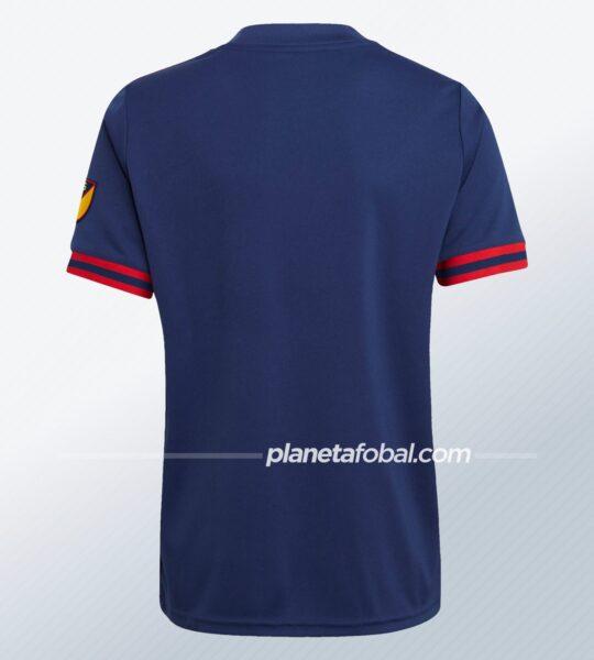 Camiseta local adidas del Chicago Fire 2021/22