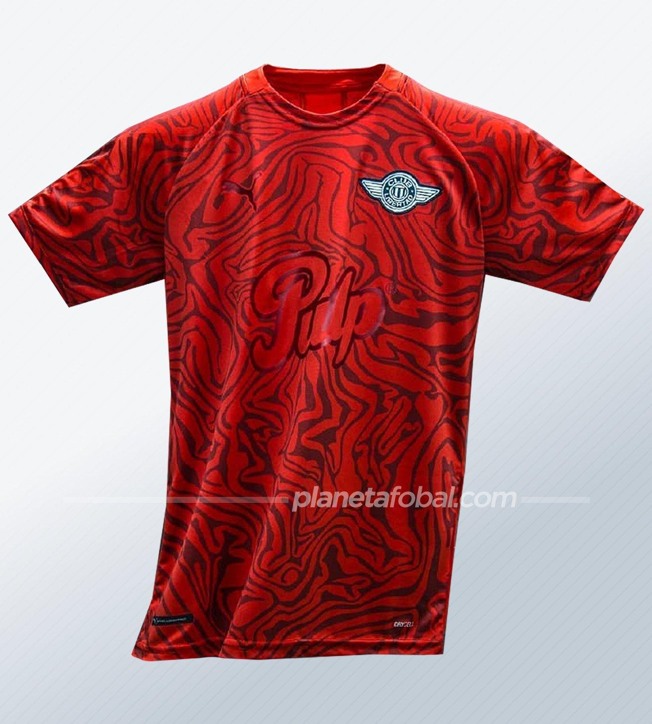 Tercera camiseta Puma de Libertad 2021 | Imagen Kemsa