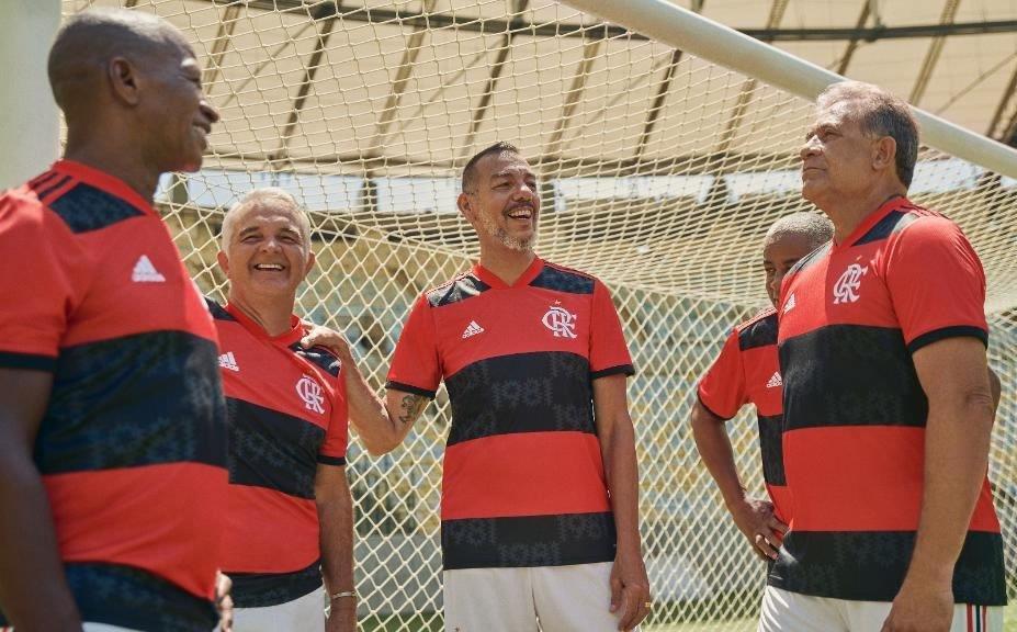 Camiseta adidas del Flamengo 2021