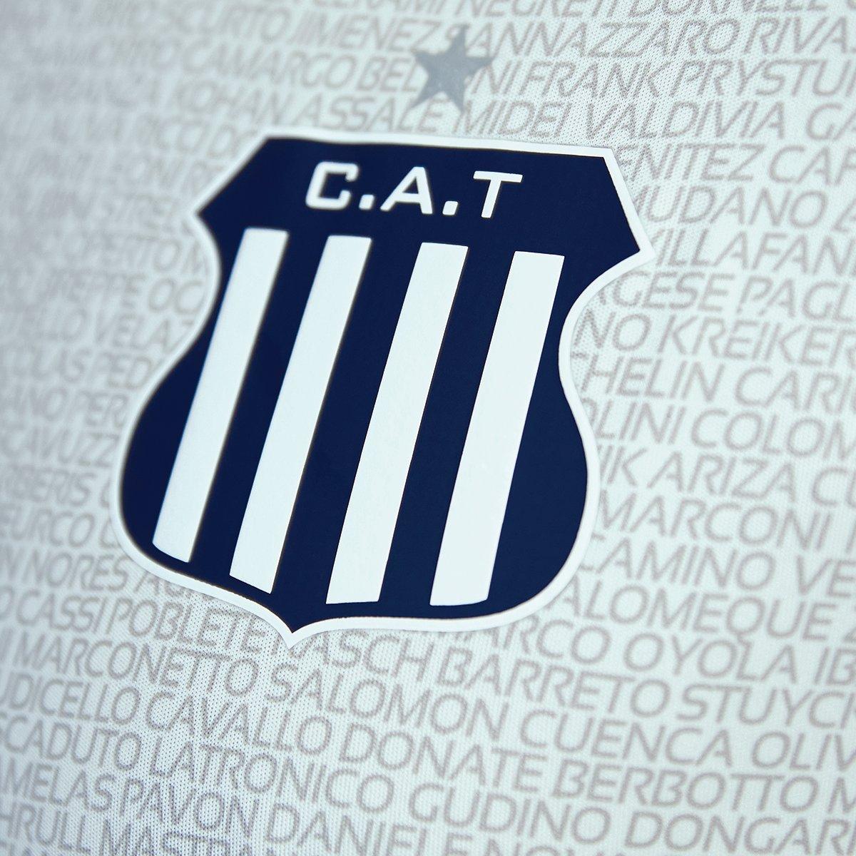 Camiseta alternativa Givova de Talleres 2021 | Imagen Web Oficial