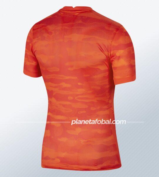 Camiseta titular del Guangzhou FC 2021 | Imagen Nike