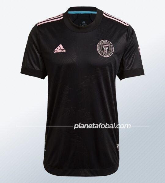 Camiseta suplente adidas del Inter Miami CF 2021/22