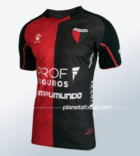 Camiseta titular de Colón 2021   Imagen Kelme