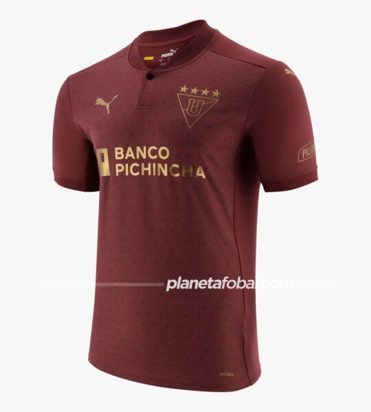 Camiseta alterna 2 Puma de la Liga de Quito 2021 | Imagen Marathon Sports