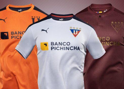 Camisetas Puma de la Liga de Quito 2021 | Imagen Marathon Sports