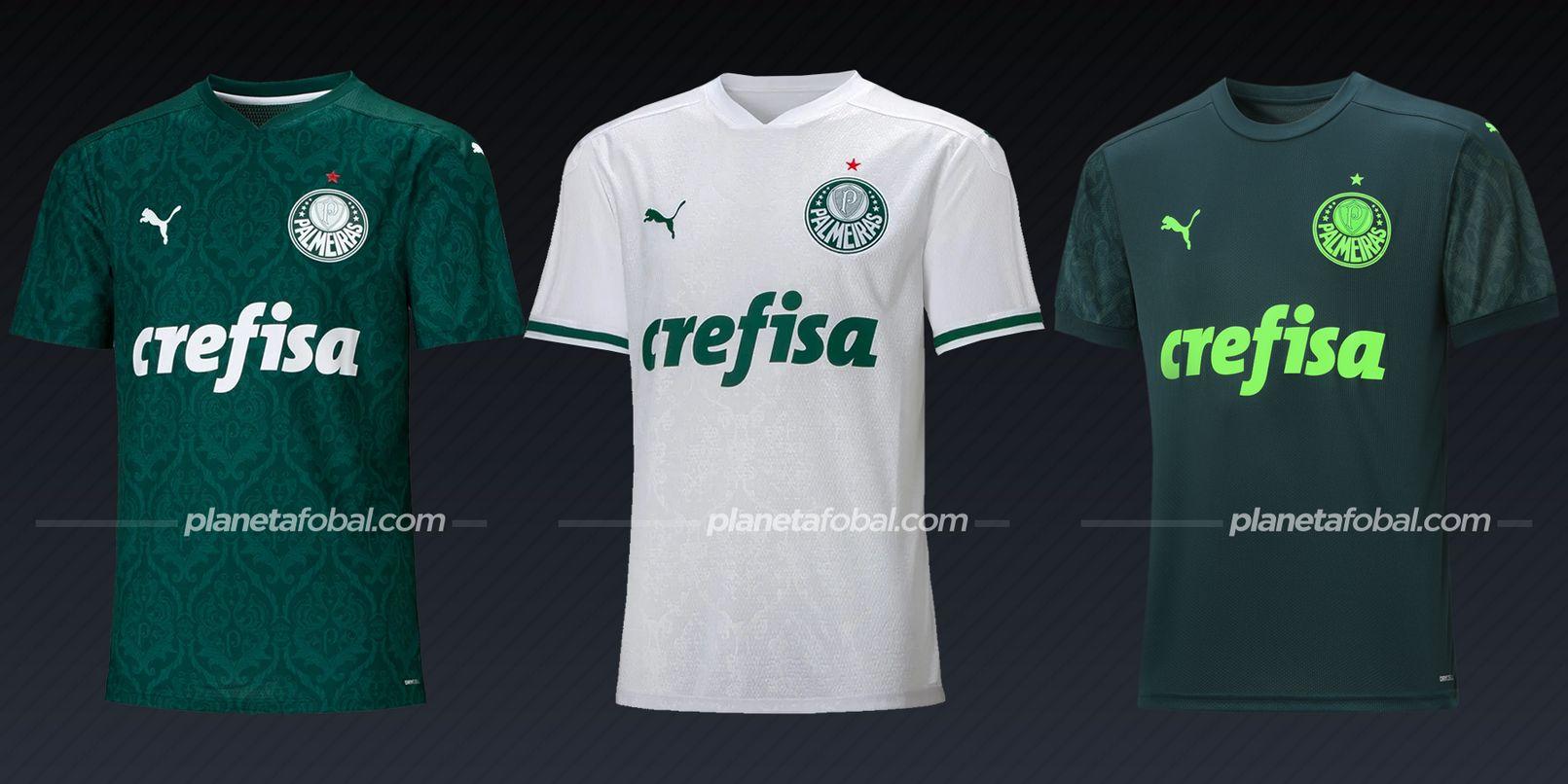 Palmeiras (PUMA) | Camisetas del Mundial de Clubes 2020
