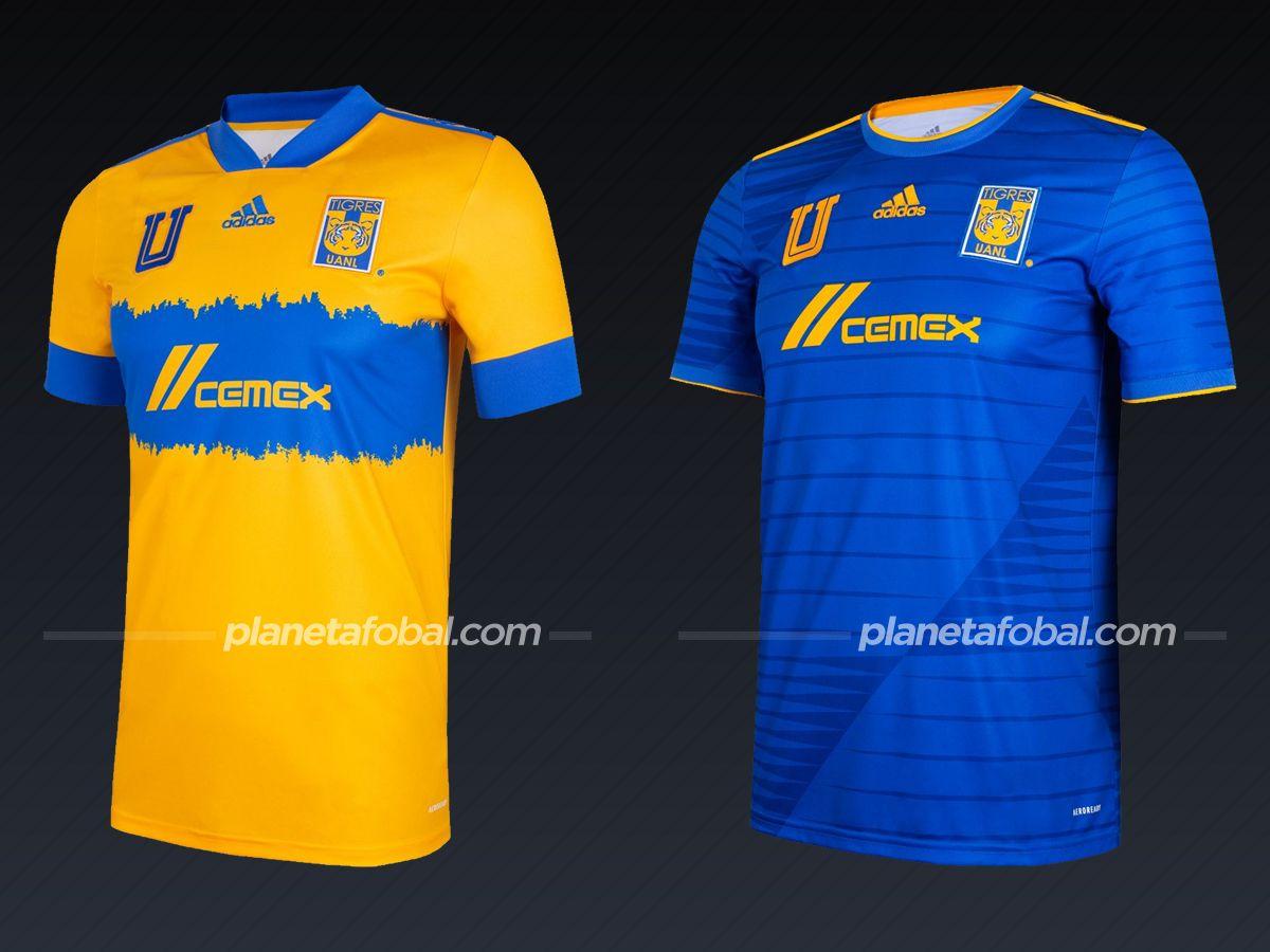 Tigres UANL (adidas) | Camisetas del Mundial de Clubes 2020