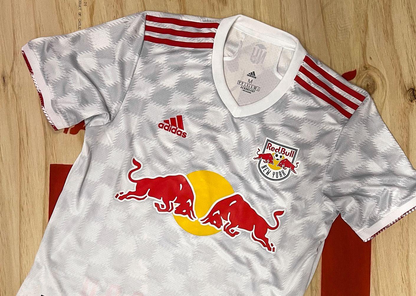 Camiseta adidas del New York Red Bulls 2021/22
