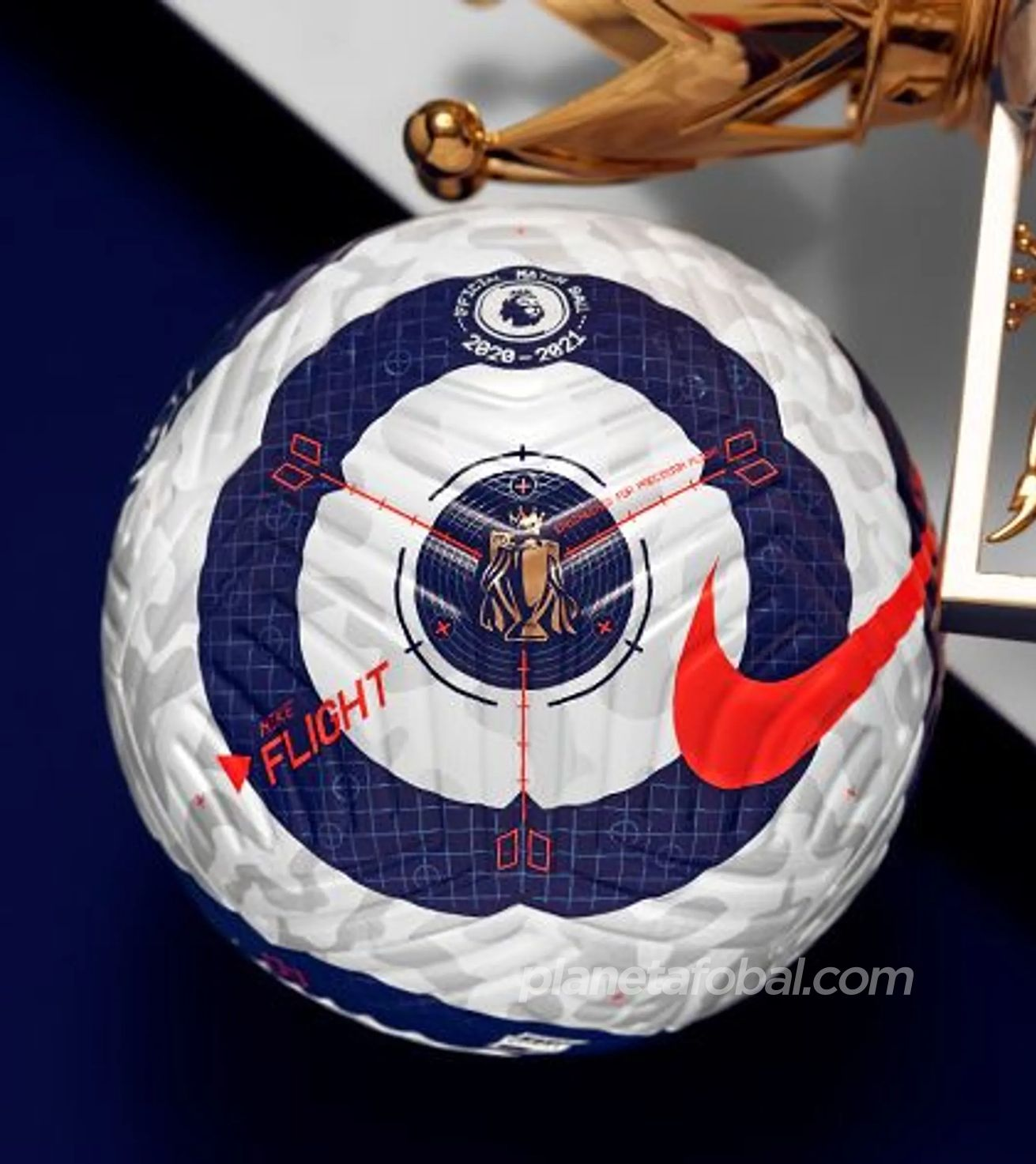 Balón Nike Flight Premier League 2021