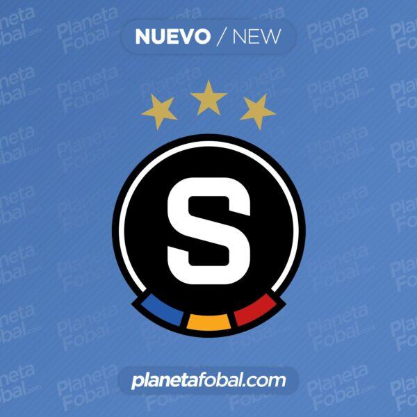 Nuevo escudo del Sparta Praga   Imagen Web Oficial