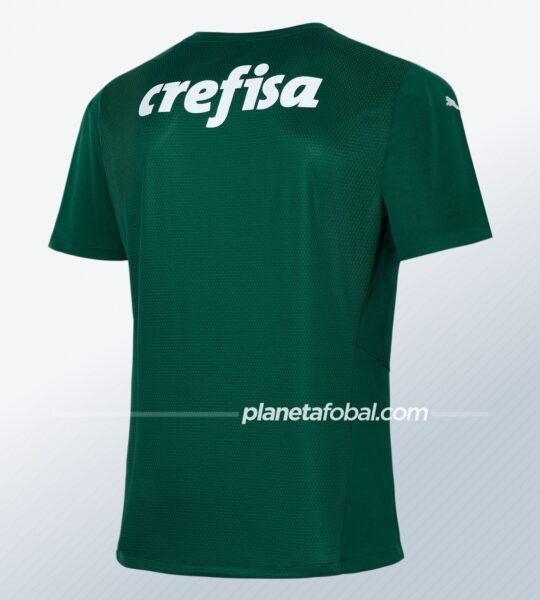 Camiseta Puma del Palmeiras 2021