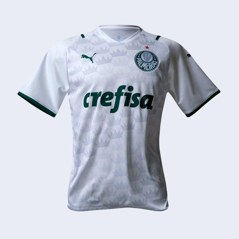 Camiseta alternativa Puma del Palmeiras 2021