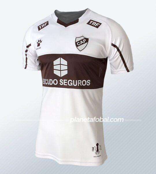 Camiseta titular de Platense 2021 | Imagen Kelme