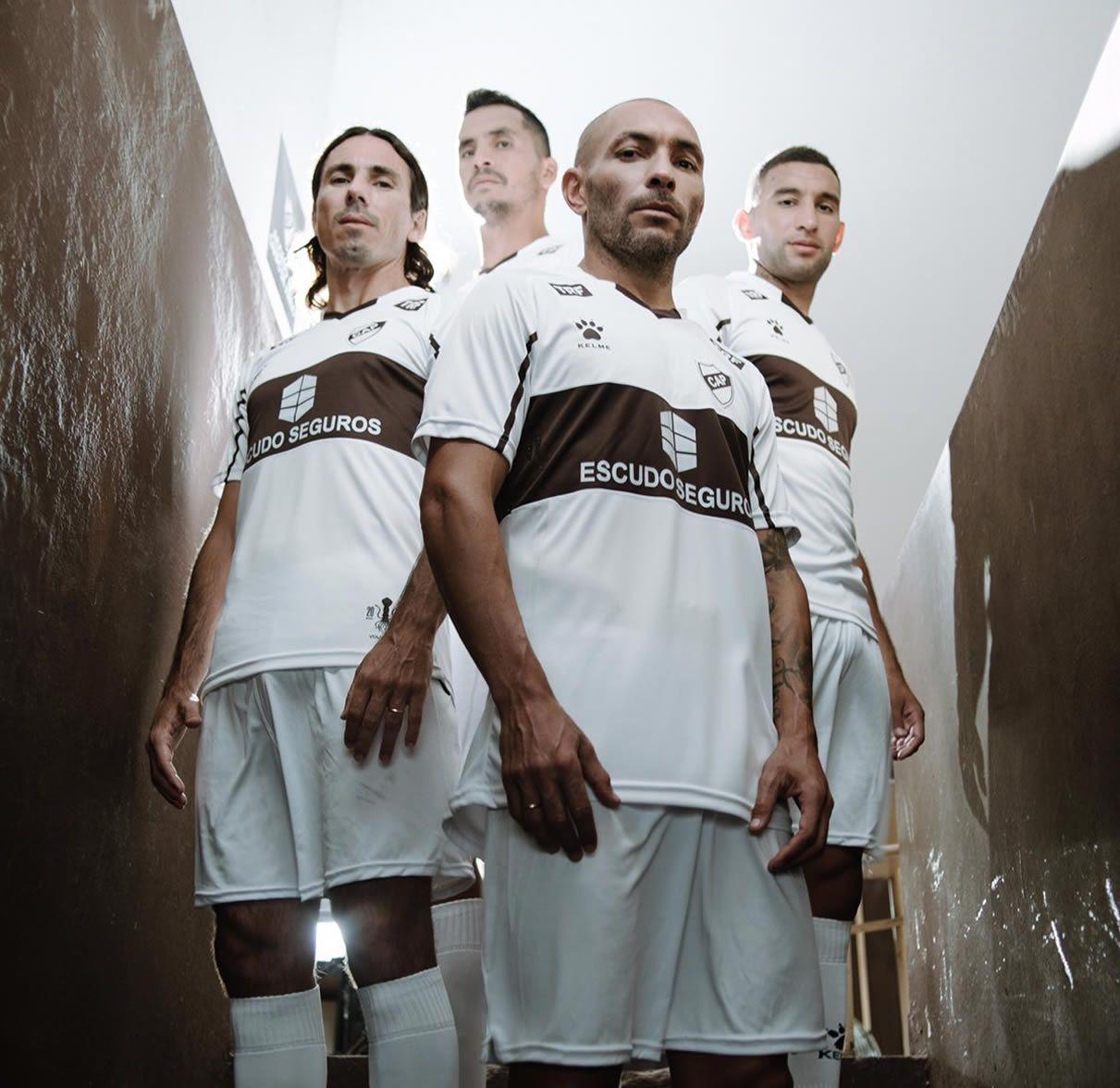 Camiseta Kelme de Platense 2021