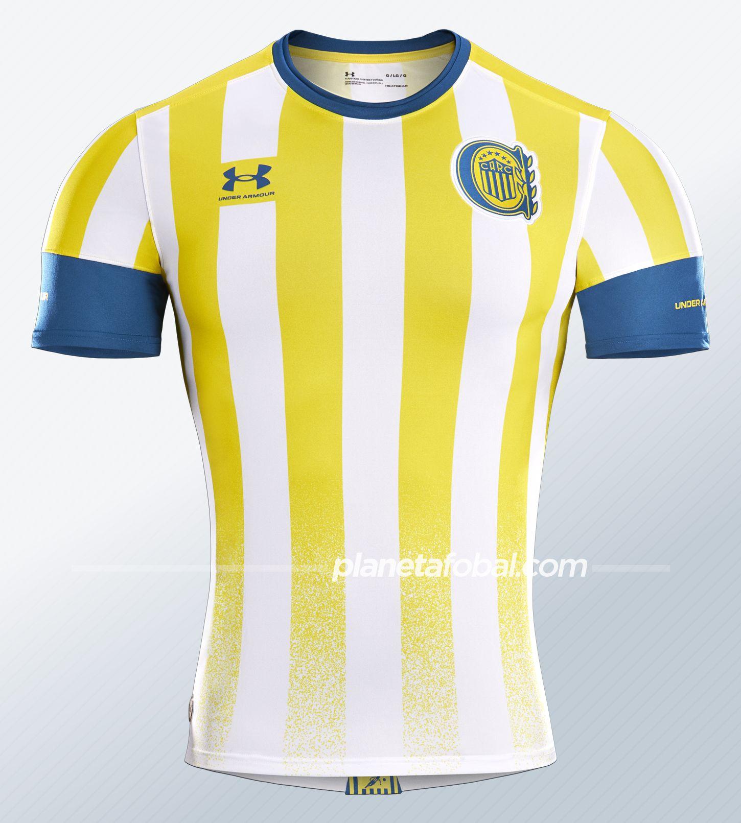 Camisetas Under Armour de Rosario Central 2021