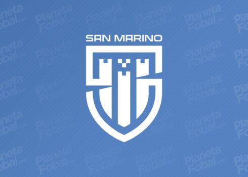 La selección de San Marino presenta su nuevo escudo
