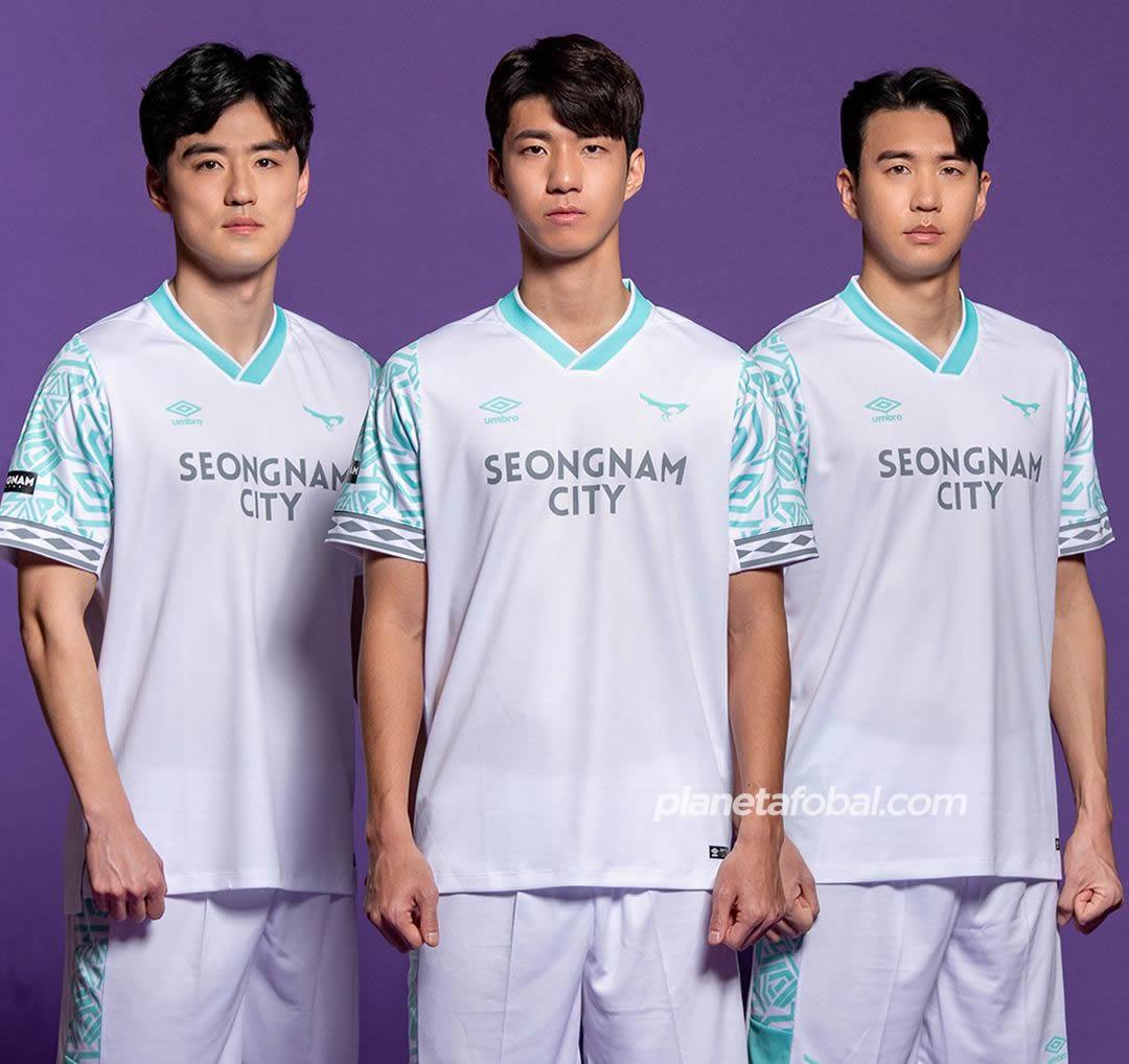 Camisetas Umbro del Seongnam FC 2021