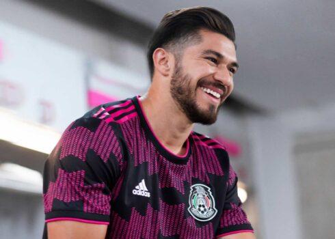 Jersey adidas de México 2021