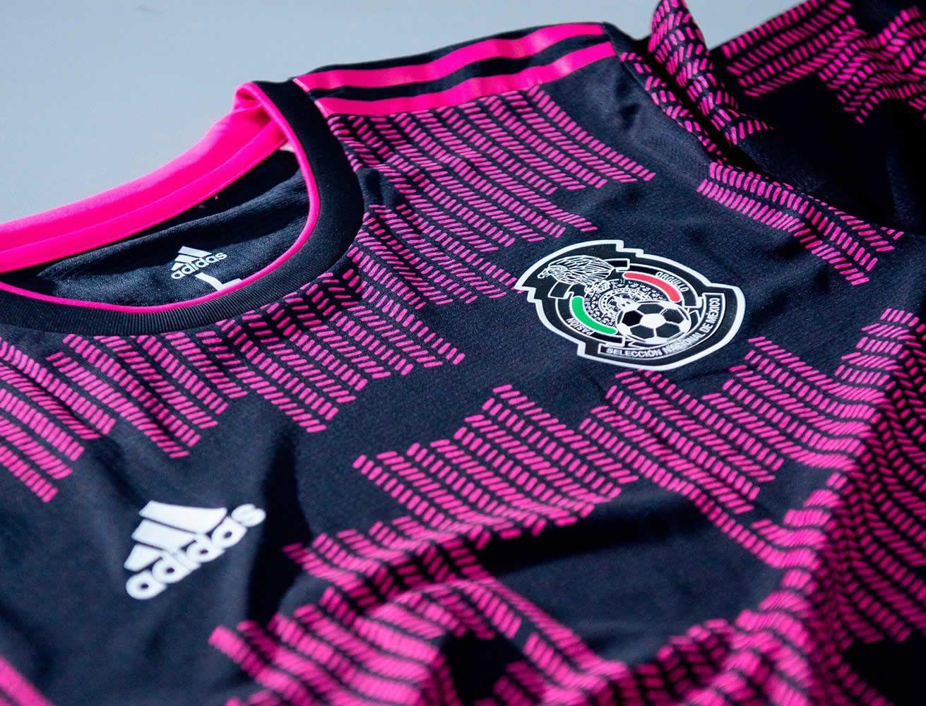 Camiseta adidas de México 2021