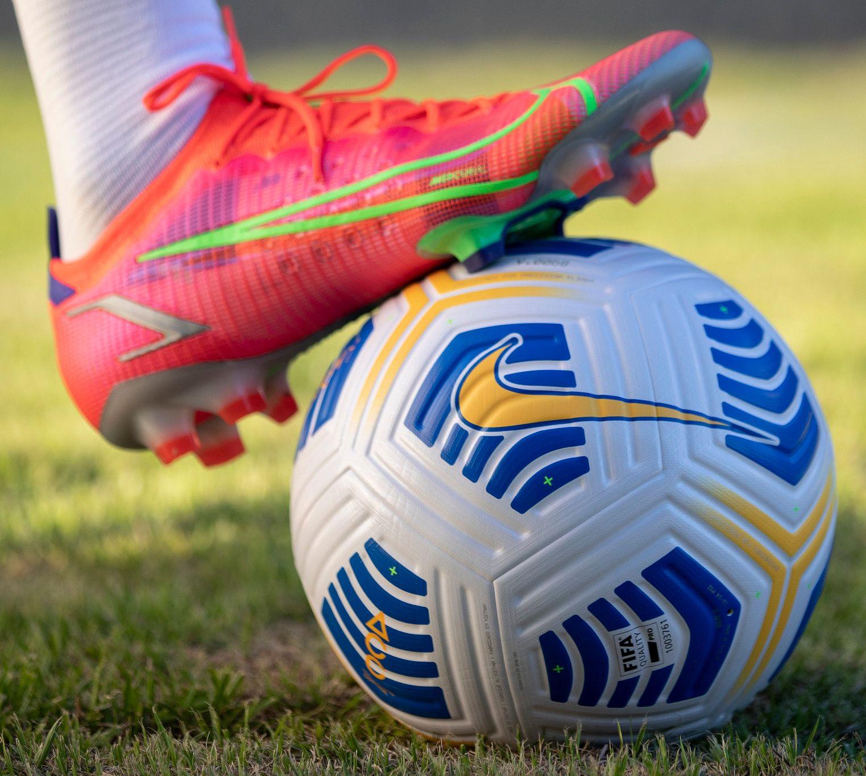 Balón Nike Flight Brasileirão 2021